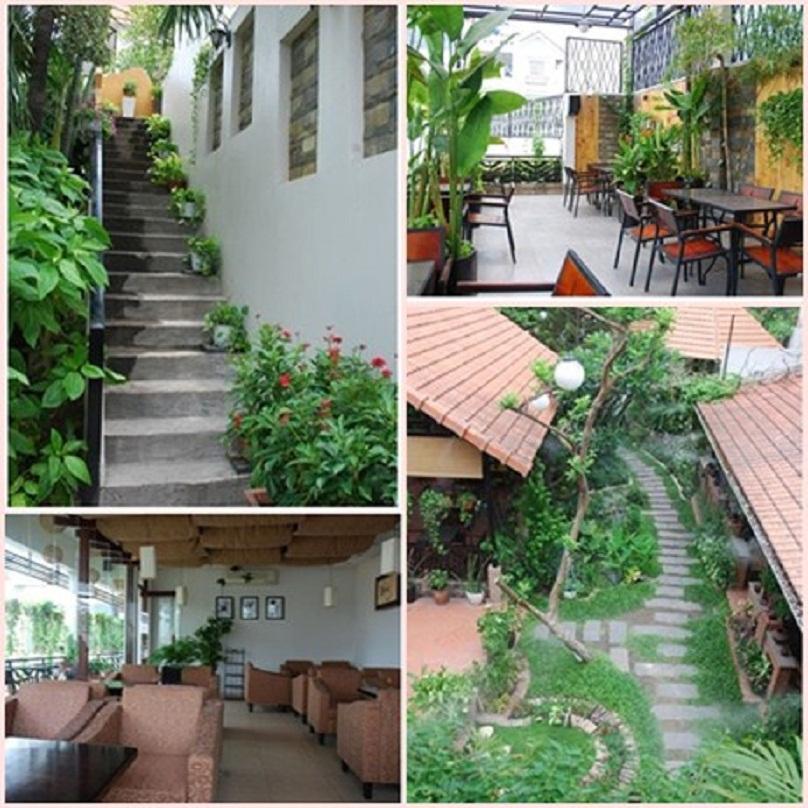 cafe sân vườn 4