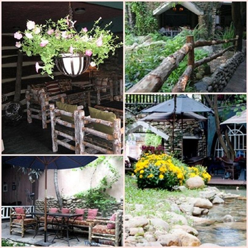 cafe sân vườn 5
