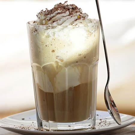 Các cậc thiết kế cafe trên thế giới phần 2 - Eiskaffee
