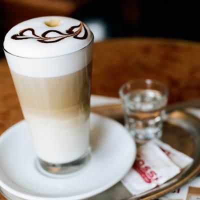 Các cách uống cafe trên thế giới phần 2 - Milchkaffee