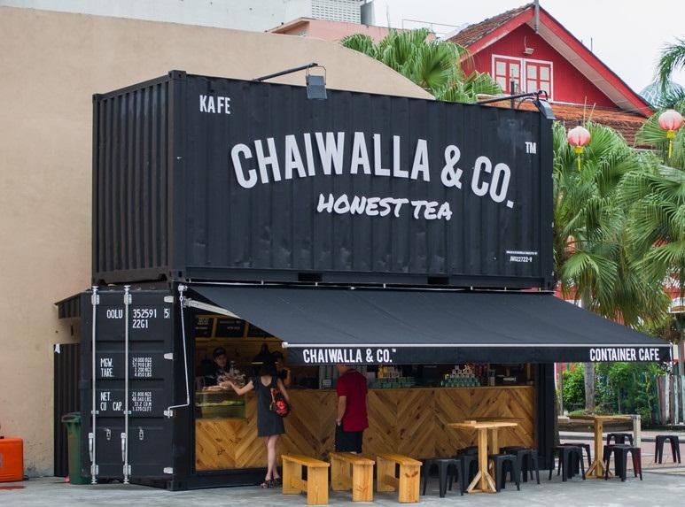 Những lợi ích hấp dẫn khi kinh doanh cafe container ảnh 4