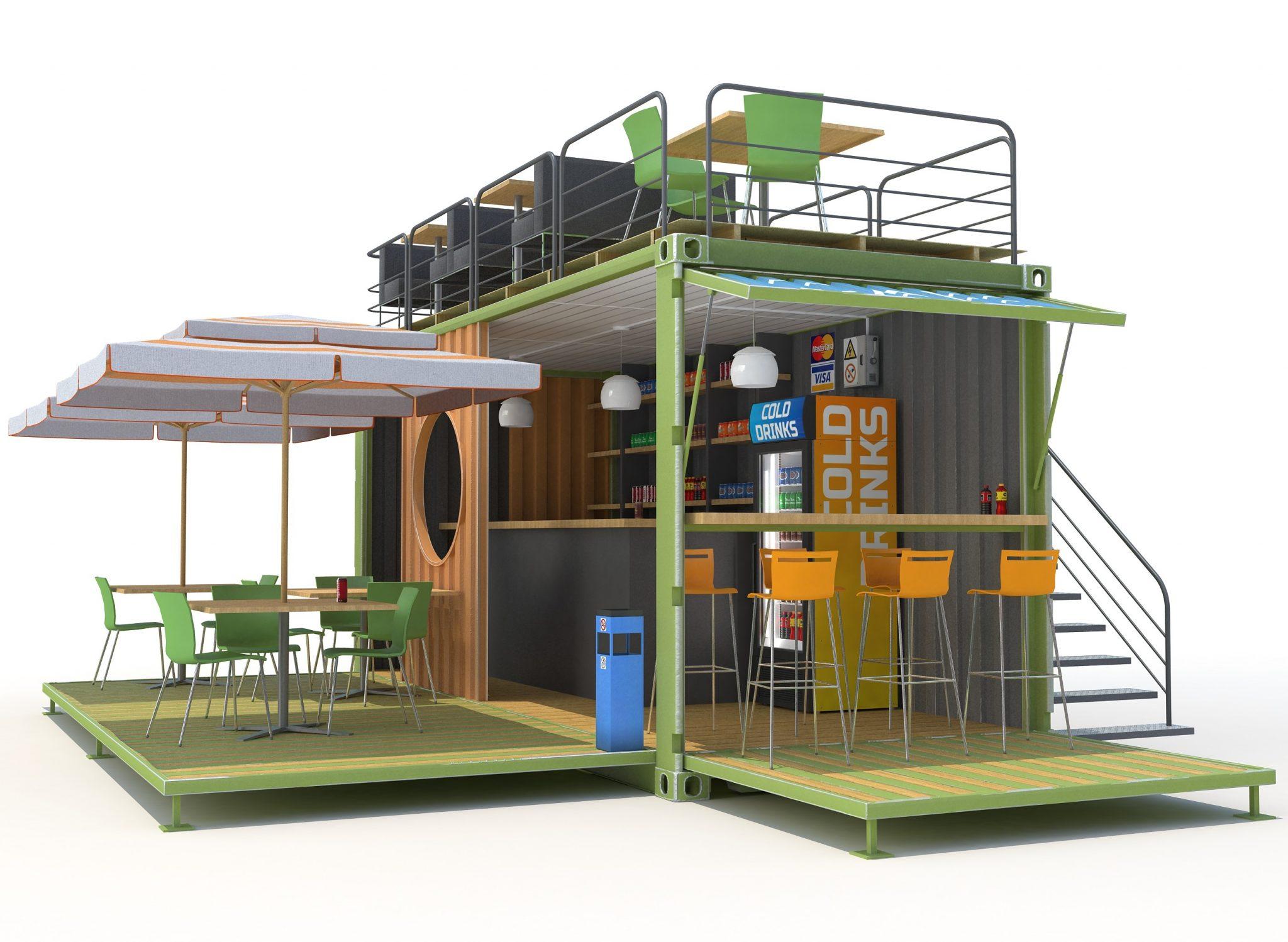 Những lợi ích hấp dẫn khi kinh doanh cafe container ảnh 5