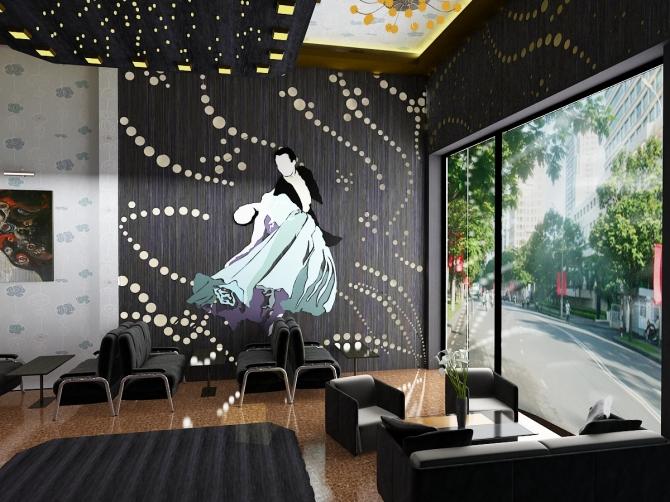Tư vấn chọn TRANH trang trí quán cafe giúp hút khách ảnh 5