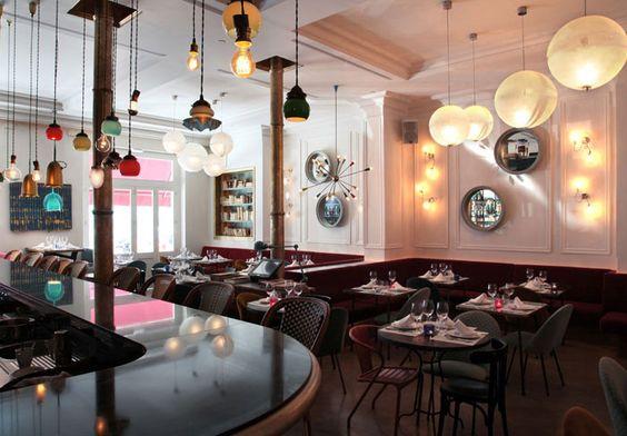 Gợi ý thiết kế quán cafe phong cách SCANDINAVIA