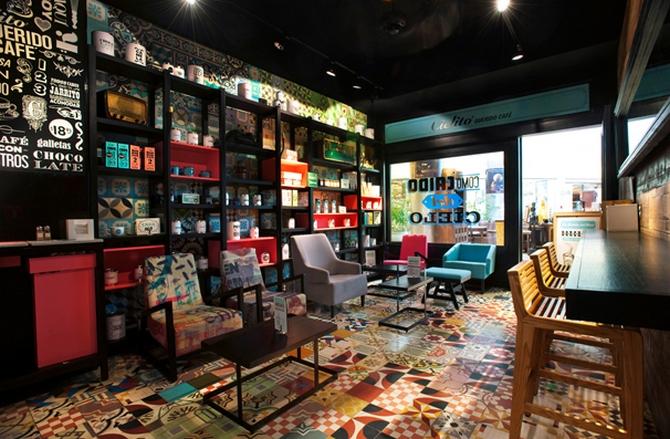 Cách trang trí quán cafe kiến trúc BOHEMIAN ảnh 2Cách trang trí quán cafe kiến trúc BOHEMIAN ảnh 2