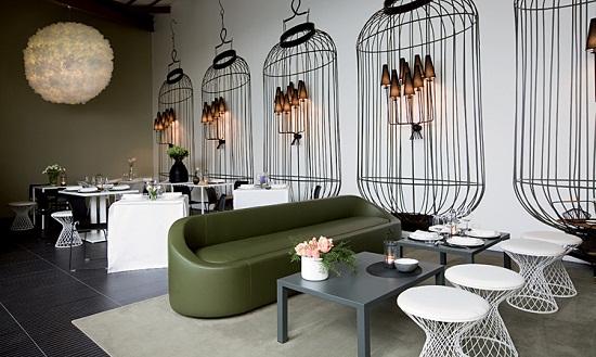 Nhà hàng nội thất sáng tạo nhất thế giới