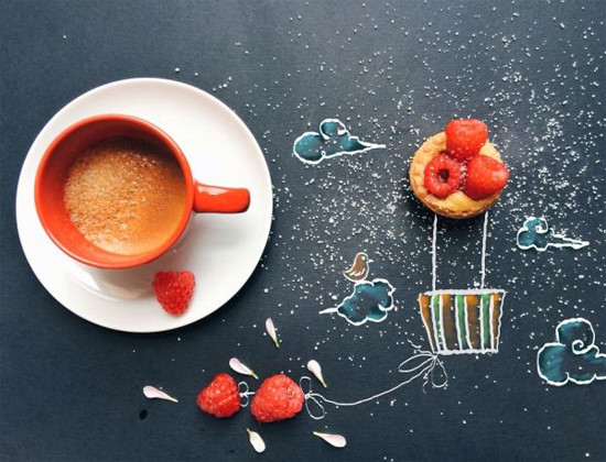 Sáng tạo cùng cafe ảnh 5