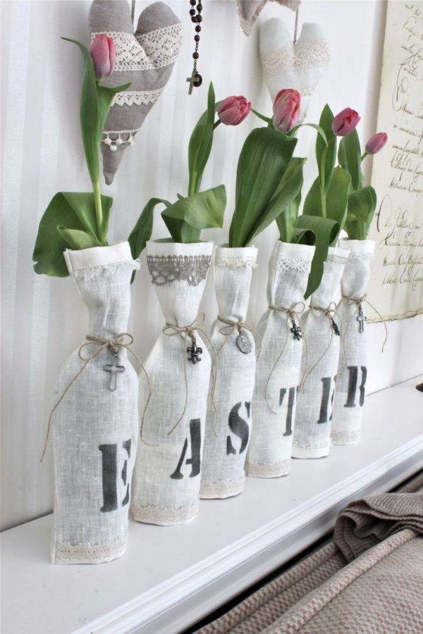 Tuyệt chiêu trang trí quán bằng hoa ảnh 3