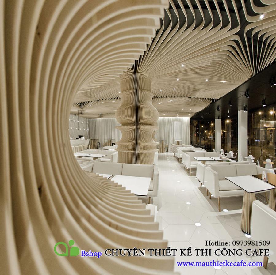 Những quán cafe đẹp tại Hà Nội phần 4 ảnh 5