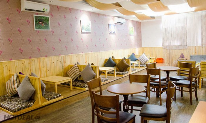 thiết kế quán cafe nhỏ đẹp được ưa chuộng nhất hiện nay