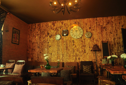 Đặc trưng thiết kế quán cafe phong cách Hàn Quốc 2