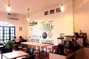 lập kế hoạch mở quán cafe