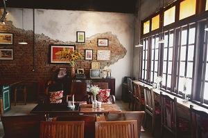 thiết kế quán café tại hải phòng