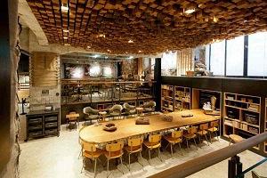 cách thiết kế quán cafe đẹp