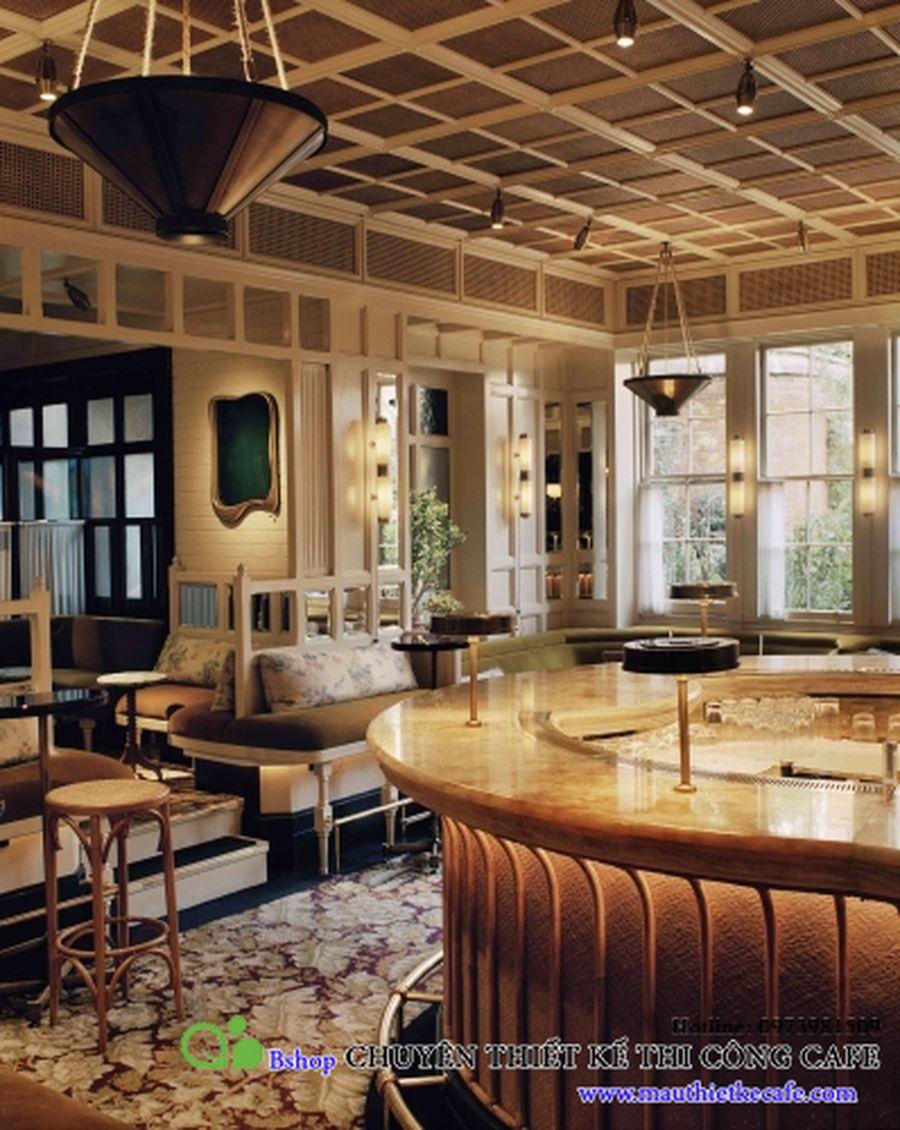 cafe nha hang biet thu phong cach chau au (13)mauthietkecafe.com