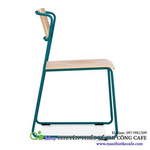 Mẫu bàn ghế khác lạ cho quán cafe phần 2