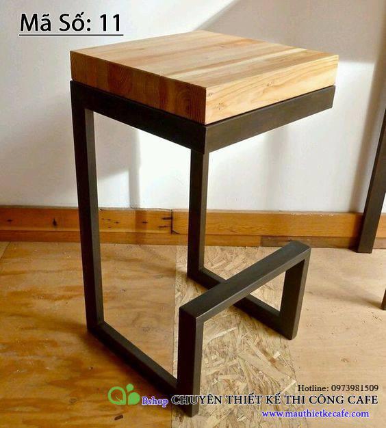 Mẫu bàn ghế khác lạ tạo điểm nhấn quán cafe ảnh 2