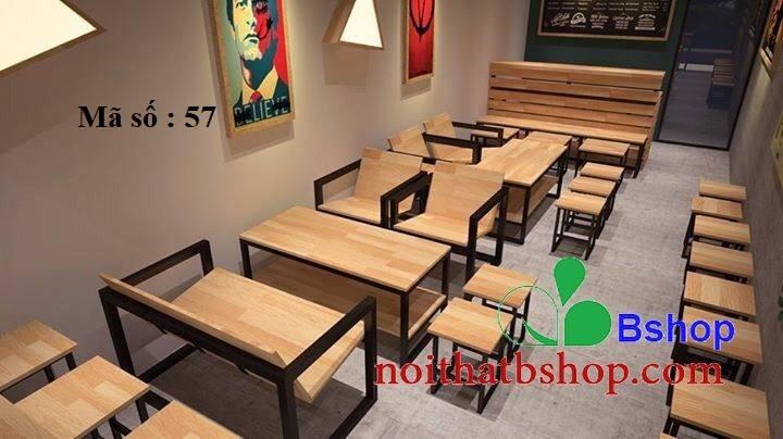 3 lưu ý chọn bàn ghế quán cafe container ảnh 1