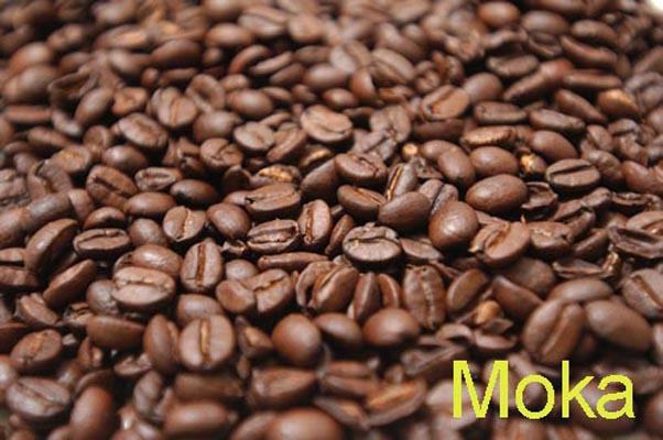 5 loại cafe thường dùng moka