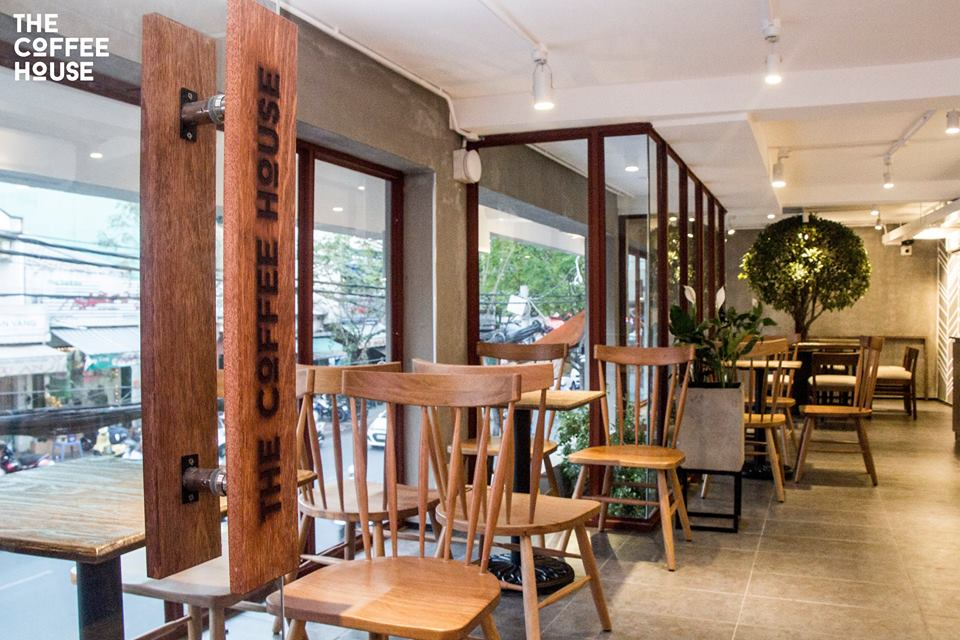 5 phong cách thiết kế quán cafe MID-CENTURY MODERN