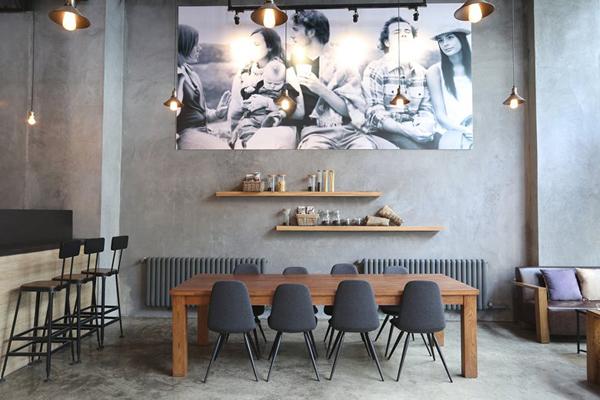 5 phong cách trang trí quán cafe container đẹp độc lạ ảnh 5