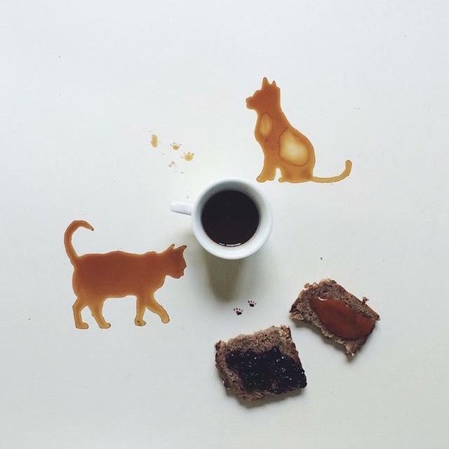 Sáng tạo cùng cafe ảnh 3
