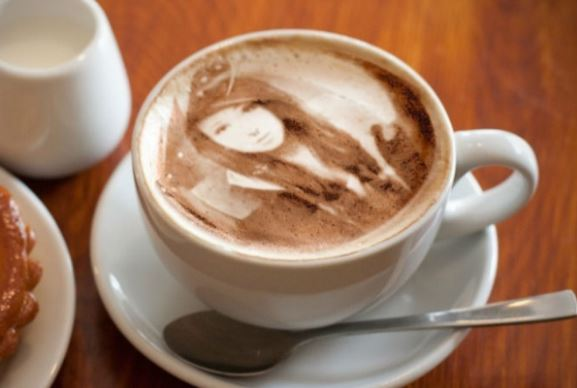 101 kiểu sáng tạo cafe phần 3 ảnh 3