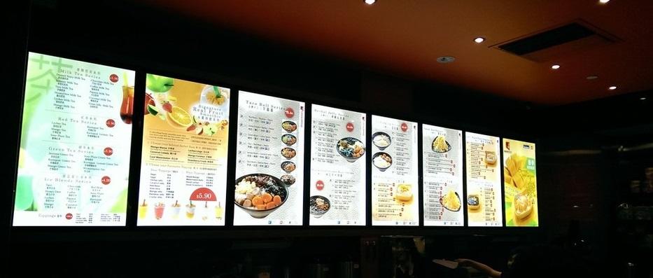 Mẫu menu cực chất cho quán cafe ảnh 3