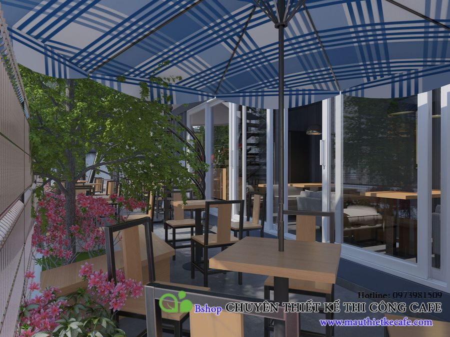 contaner cafe 3 tầng