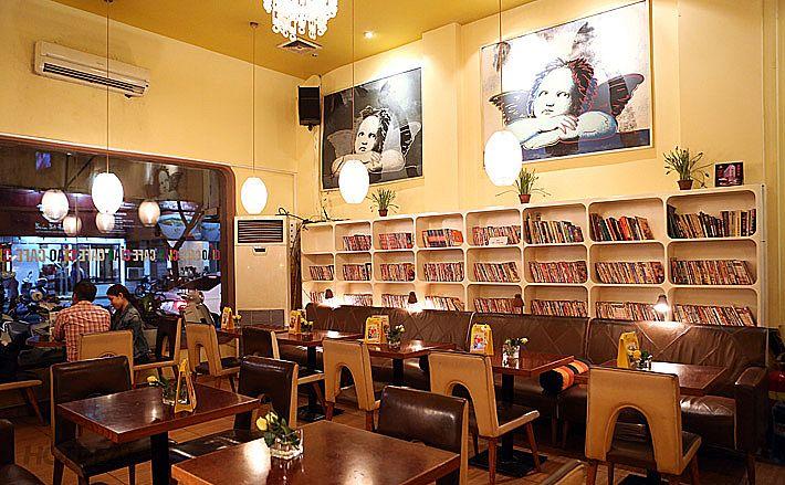 Làm thế nào để thiết kế quán cafe rẻ đẹp đầy ấn tượng