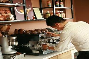Học pha chế cafe