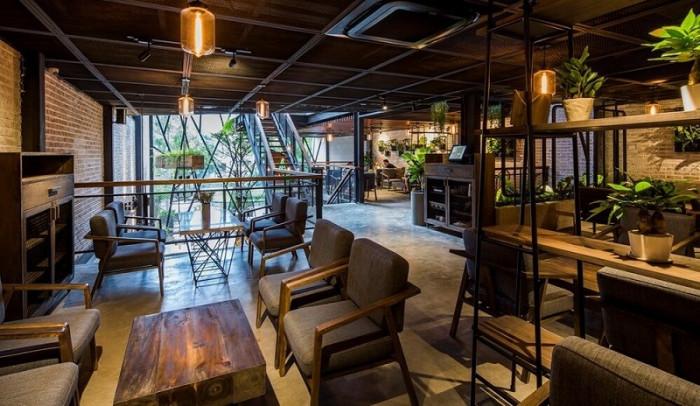 Tư vấn thiết kế quán cafe độc đáo